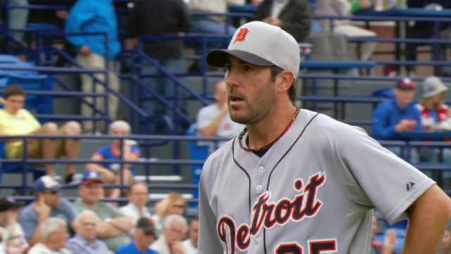Things coming along perfectly for Verlander