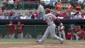 Chambers&#039; three-run dinger