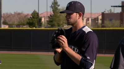 Paxton feels ready to make Major League debut