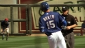 Baker on role with Rangers