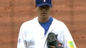 Wang's scoreless start