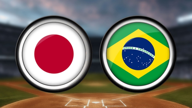 Japan rallies past Brazil in Classic opener