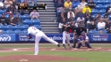 Yelich&#039;s leadoff homer