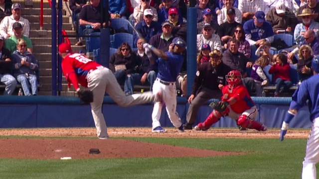 Reyes, Bonifacio power Blue Jays past Phillies