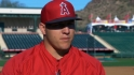 Trout reflects on stellar season