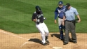 Zunino hits first spring homer