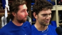 Dickey, Johnson on outings
