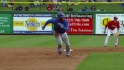 Bonifacio steals third, scores
