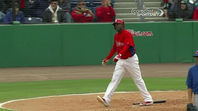 Howard, Brown help Phillies outslug Blue Jays