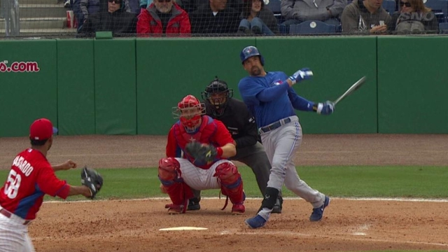 DeRosa gets call at third in series finale
