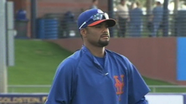 Mets address Johan's setback, readiness