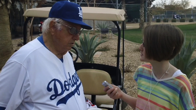 Lasorda says '13 Dodgers can end Series drought