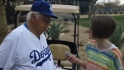 Lasorda on Dodgers' direction
