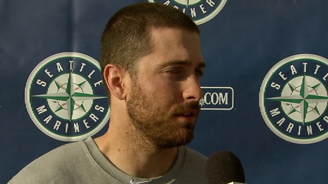 Ackley dropped to eighth in order