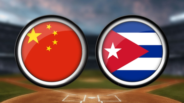 Cuba pounds China to advance in Classic