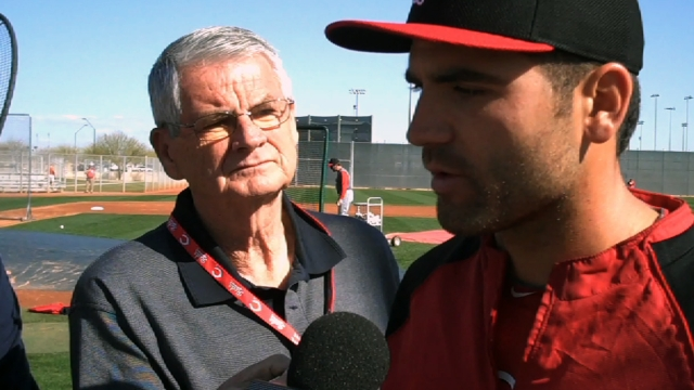 Votto-less Team Canada falls to Reds