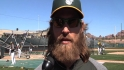 Josh Reddick on A's chances