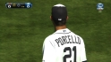 Porcello&#039;s scoreless outing