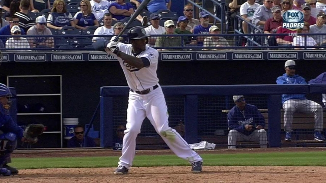Padres are looking to lean on Maybin in 2013