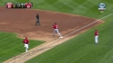 Pujols makes spring debut