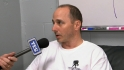 Cashman on his skydiving injury
