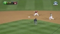 Ziegler induces double play