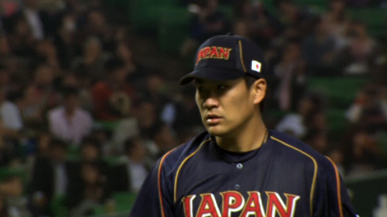 Talented righty Tanaka not looking past Classic