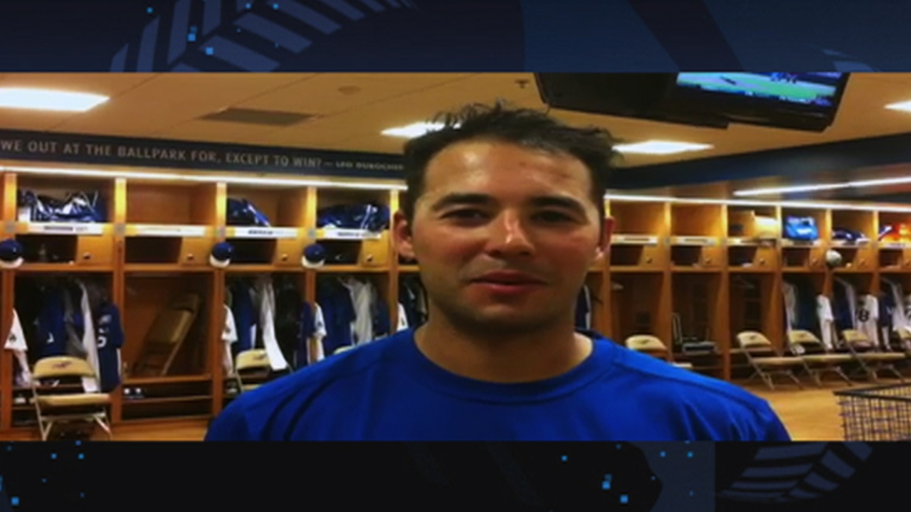Ethier's early homer sets winning tone vs. Mexico