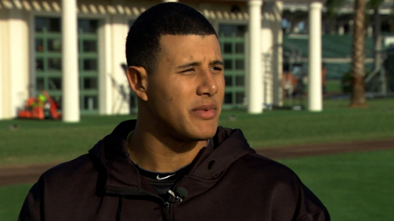 For Machado, Opening Day a family tradition