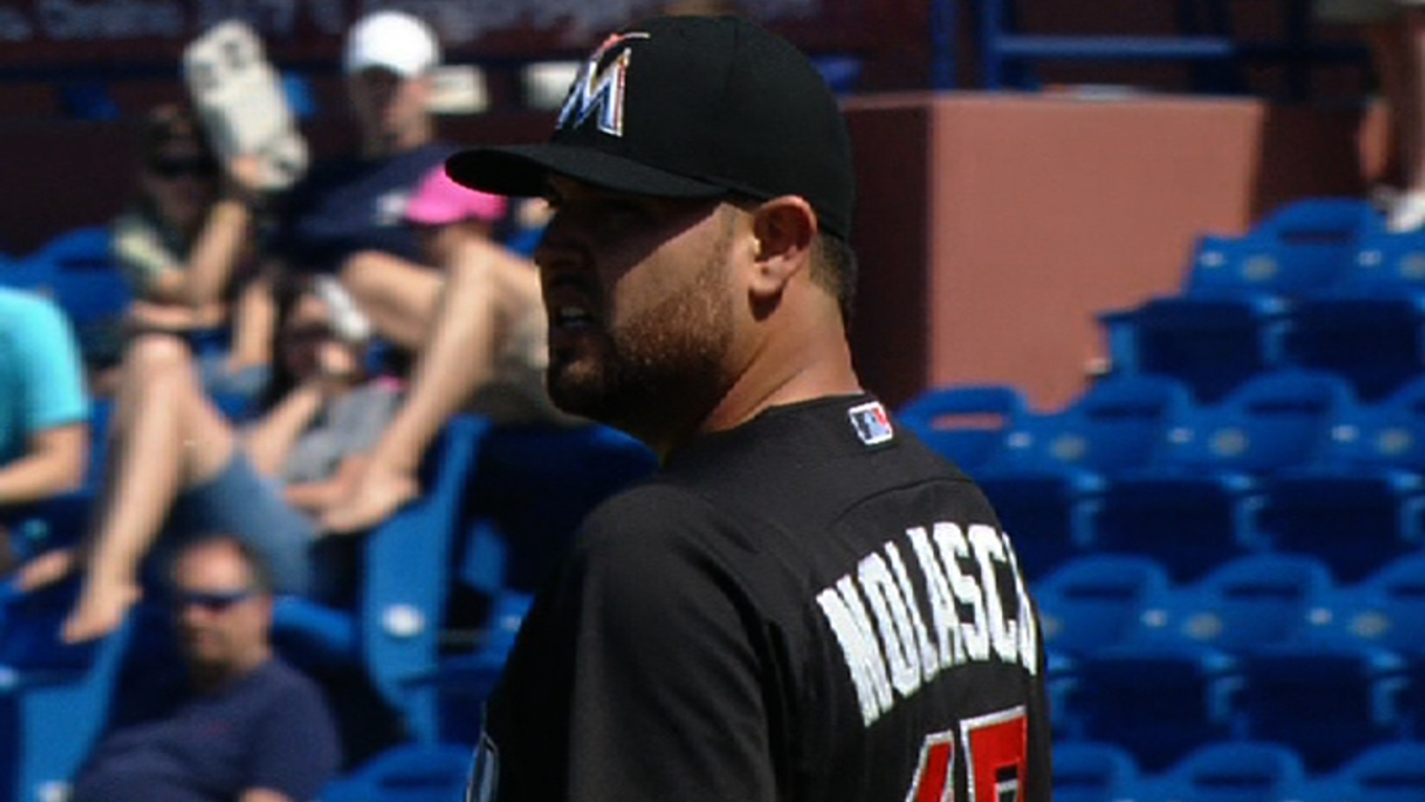 Nolasco named Opening Day starter mid-game