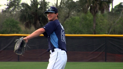 Rays have already seen pipeline produce in '13