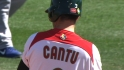 Cantu&#039;s bases-clearing double
