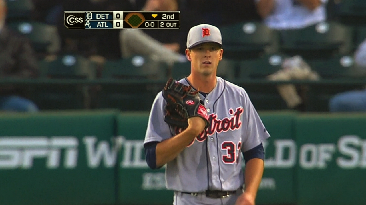 Crafty Smyly holds value as part of Tigers' staff