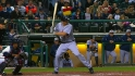 Castellanos&#039; two-run double