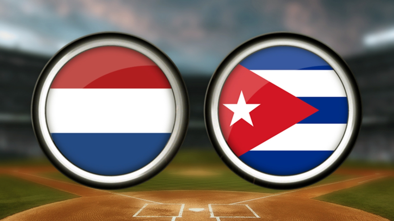 Schoop's big day at plate helps Dutch shock Cuba