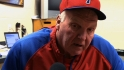 Manuel assesses Phillies camp