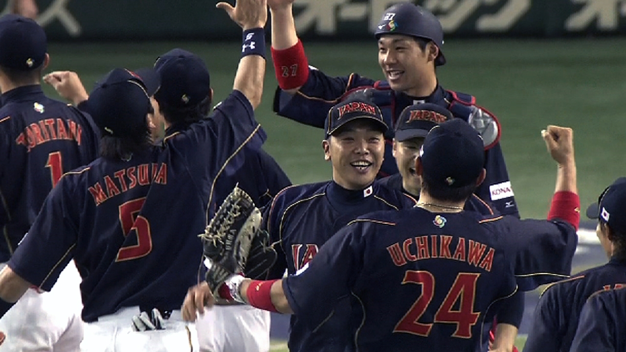 Extra Classic: Japan outlasts Chinese Taipei