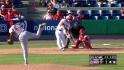 Walters' two-run homer