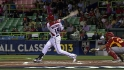 Beltran&#039;s RBI double