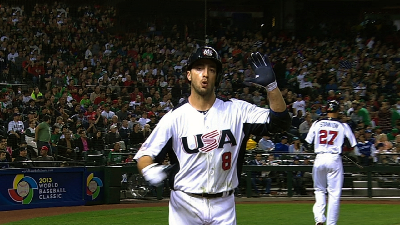Mendoza, Mexico come out on top vs. Hosmer, USA