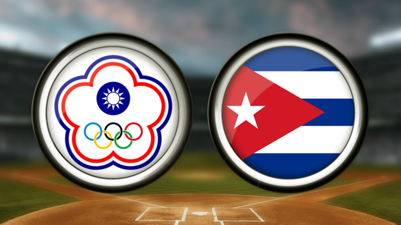 Cuban muscle eliminates Chinese Taipei