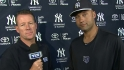 Jeter on debut, Mo&#039;s retirement