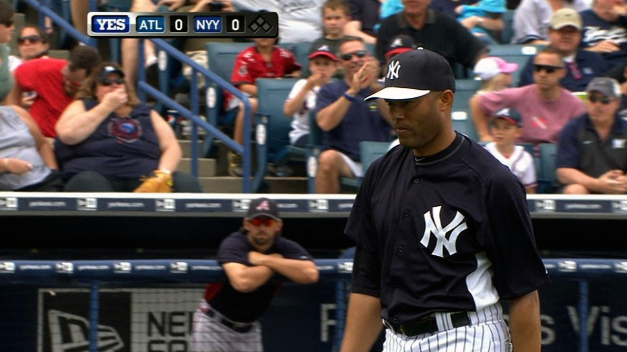 Mariano, Jeter make successful spring debuts