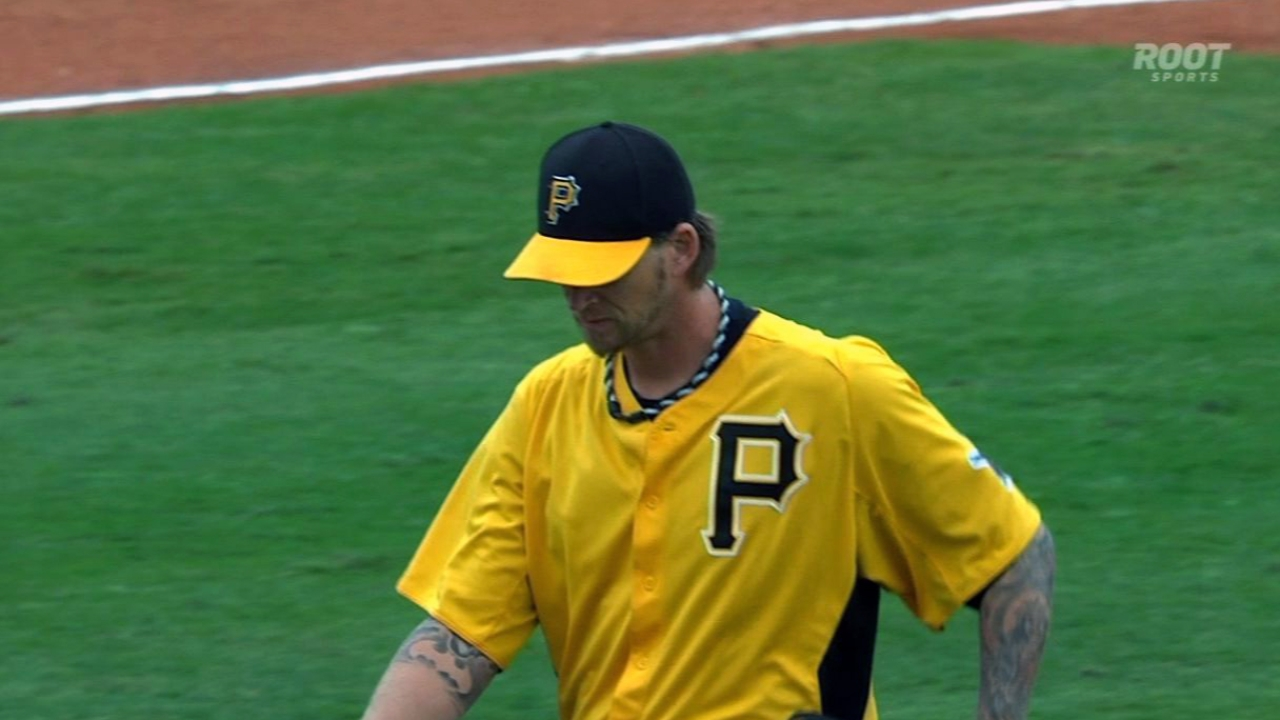 Burnett pitches into the fifth in solid outing