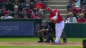 Pujols&#039; solo homer