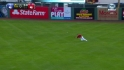 Oeltjen's diving catch