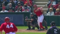 Bourjos' two-run triple