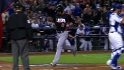 Mauer's RBI double