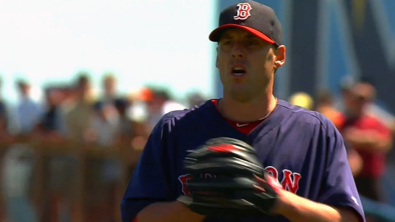 Lackey readies for first start since '11