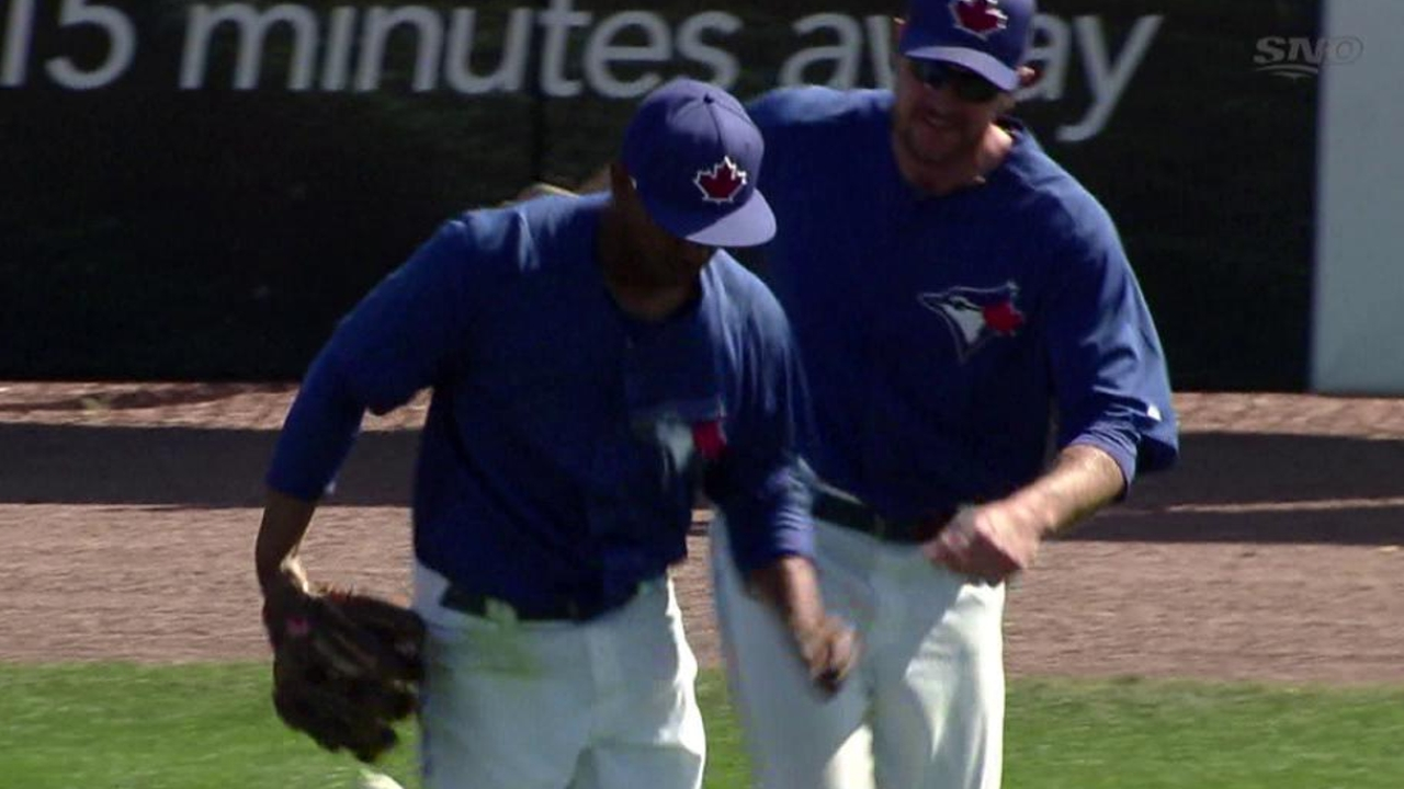 Blue Jays give Gose first start of season